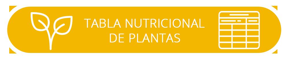 Tabla nutricional de plantas