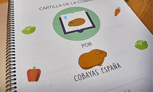 Cartilla de la cobaya