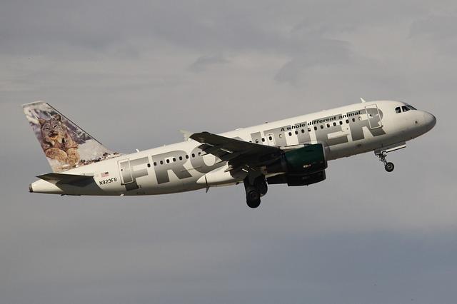 Frontier Airlines admite cobayas