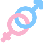 Icono de sexo